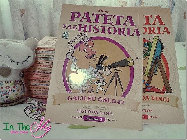 Pateta faz história10
