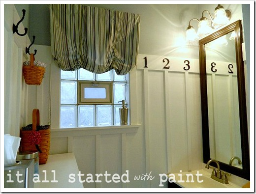 Powder Room Makeover After longer shot