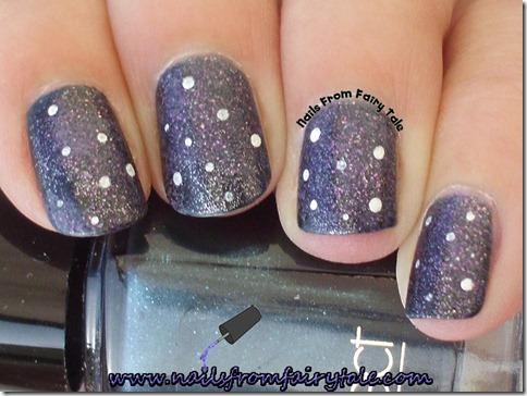 galaxy nail art 5