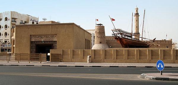 المعالم السياحية في امارة دبي