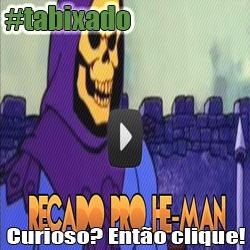 Um recado muito escroto do Esqueleto para o He-Man