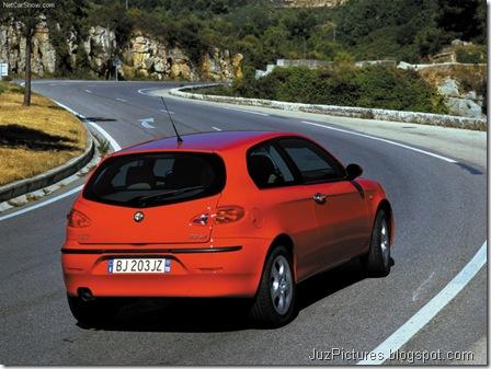 Alfa Romeo 147 JTD 16V (2002)3