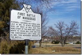 First Battle o f Manassas, Marker No. C-20