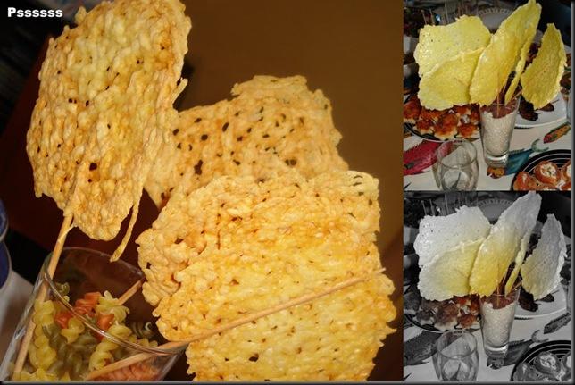 Piruleta queso