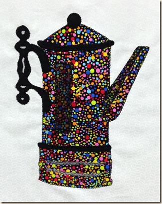 dots teapot