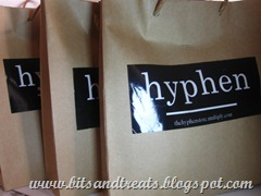 hyphen goodie bags, by bitsandtreats