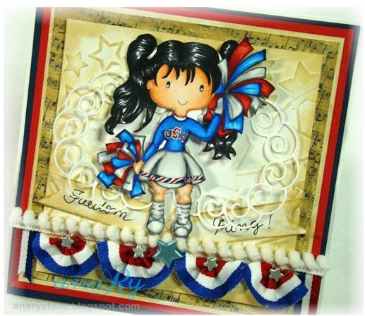 Gilli Cheer_Freedom Ring~