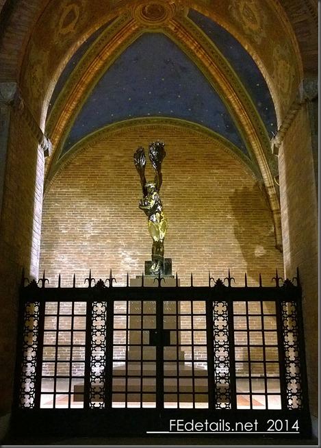 One Shot: nella Torre della Vittoria, Ferrara, Italia