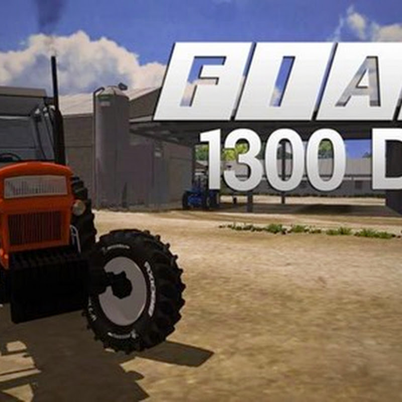 Farming simulator 2013 - Fiat1300 dt V 2.0 MR