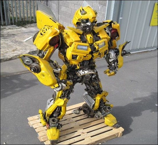 transformer-from-camaro-parts-1