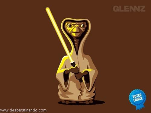 desenhos geeks nerds gleenz desbaratinando (2)