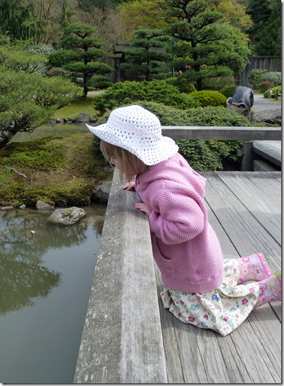 Japanese Gardens in the Spring 10