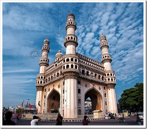 Charminar-The-Magnificent