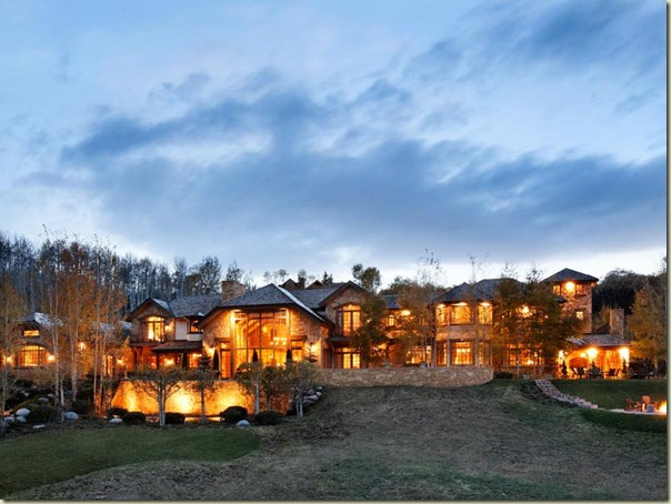 Aspen house