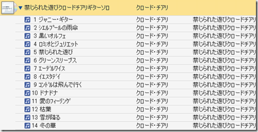 ウォークマンの標準アプリはX,アプリだが、英語のタイトルしか出ない時は、Windows Media  Playerなど他社のソフトを利用すると日本語のタイトルに出来る場合がある。