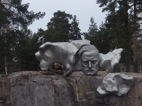 Parque Sibelius, Helsinki