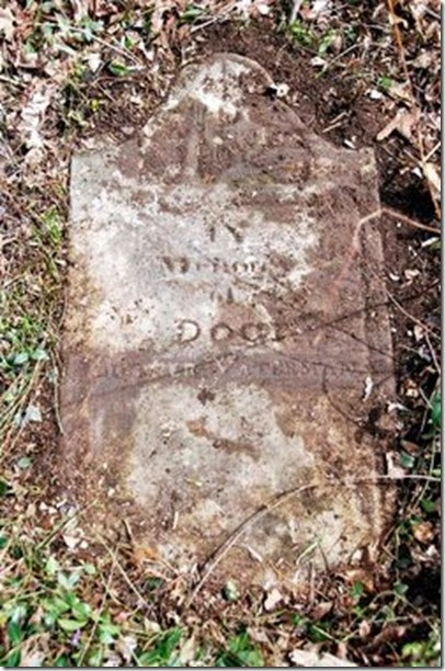Luther L. Waterman Tombstone