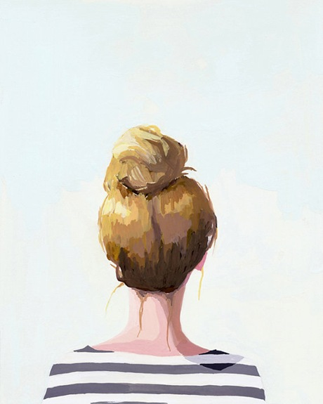 Bun Print by Elizabeth Mayville 2