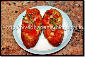 Bruschetta - IMG_9516