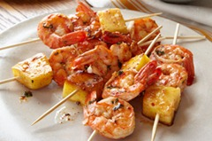 Pineapple-Shrimp-Skewers