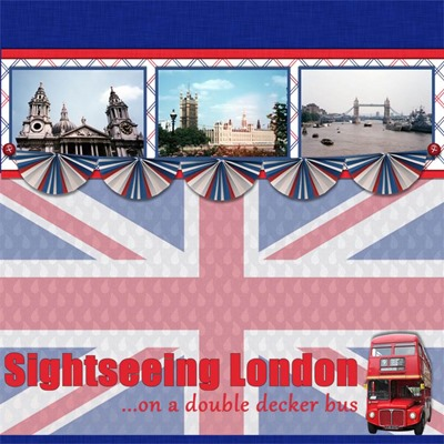 Romajo - Best of Britain - Sightseeing London