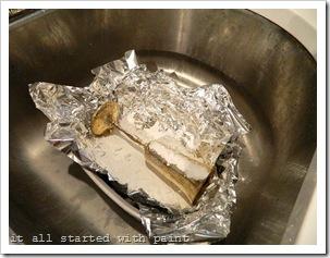 baking soda.flute in foil (600x450) (2)
