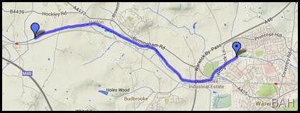 map Hattton