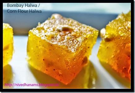 Maharashtra - Bombay Halwa