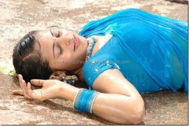 Sindhu_Menon_hot_Wet_saree_04