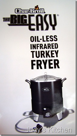 infrared turkey fryer