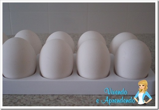 Ovos - dicas