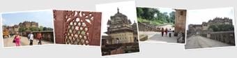 Ver Raj Mahal de Orchha