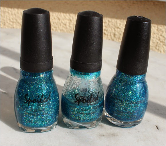 Dupe Spoiled Use Protection Sinful Colors Nail Junkie