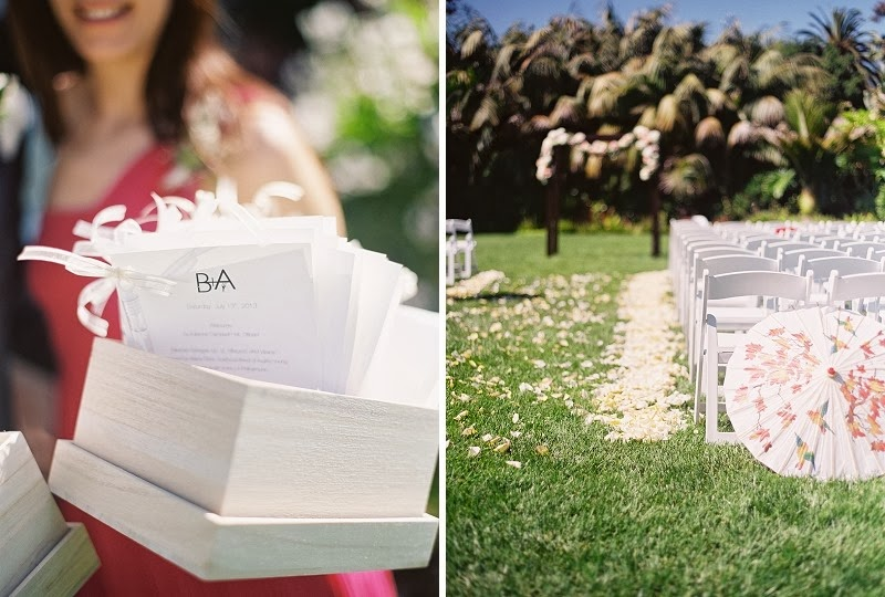 10 Oak and the Owl _ Modern Wedding Programs