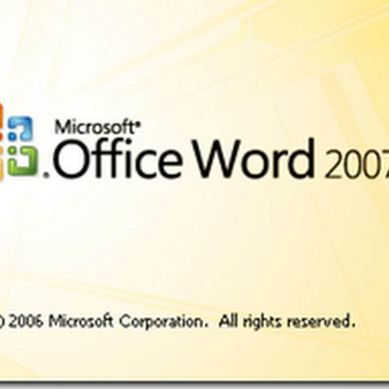Download Panduan Formating Ms. Word untuk Penulisan Tesis/Skripsi/Karya Ilmiah