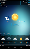 Screenshot of Beautiful Widgets Free