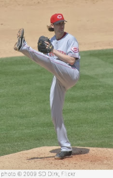 'Bronson Arroyo 03' photo (c) 2009, SD Dirk - license: http://creativecommons.org/licenses/by/2.0/