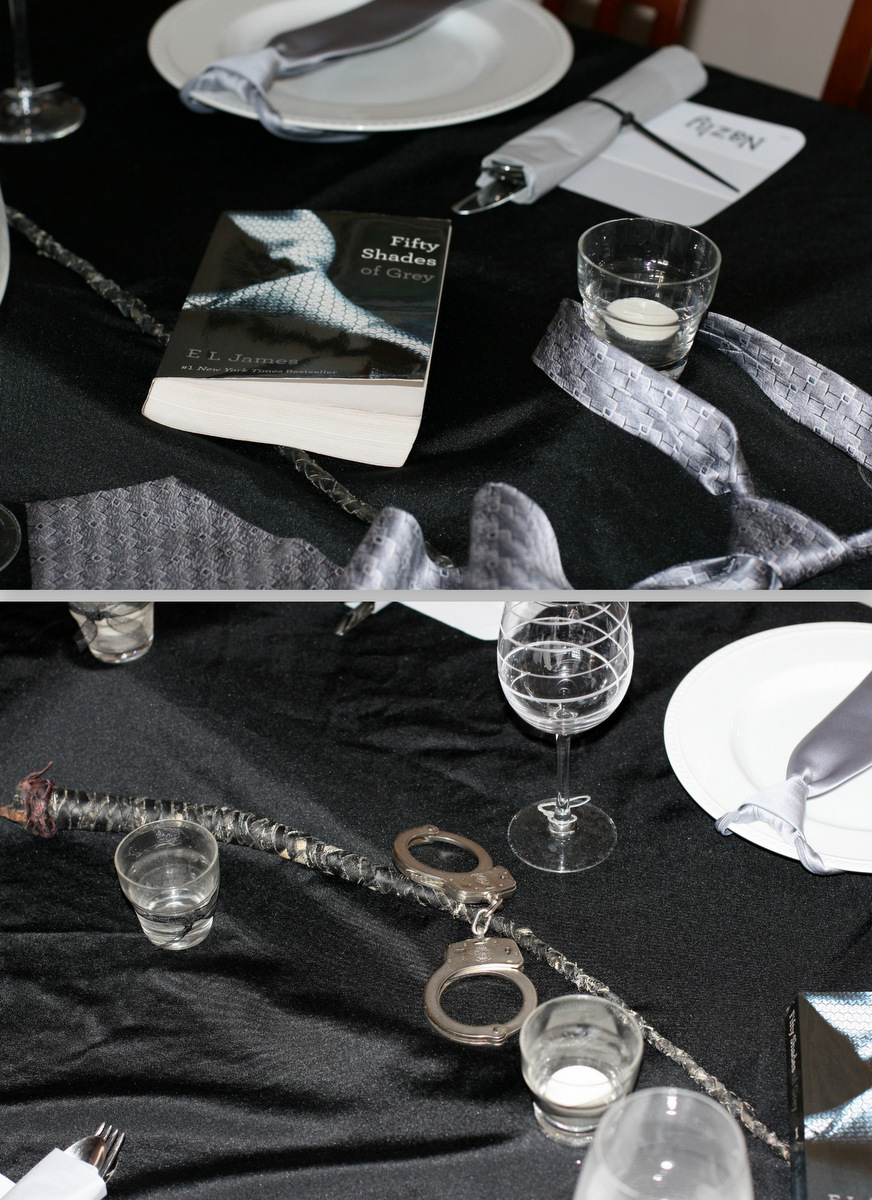 50 Shades Of Grey Decorations 50 Shades Of Grey Funny Quotes 5 Quotes Links