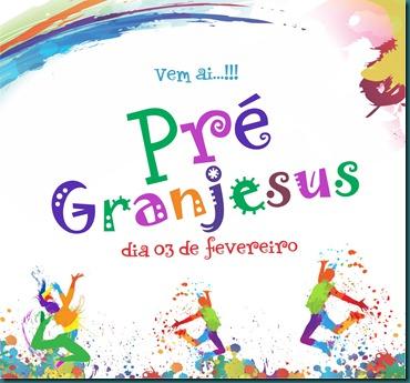 PRÉ GRANJESUS - BANNER 1