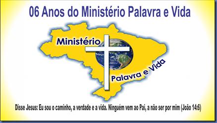 06 Anos do Ministério