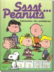 P00019 - Charles Schulz - Sssst...Peanuts. Historias sin palabras.howtoarsenio.blogspot.com