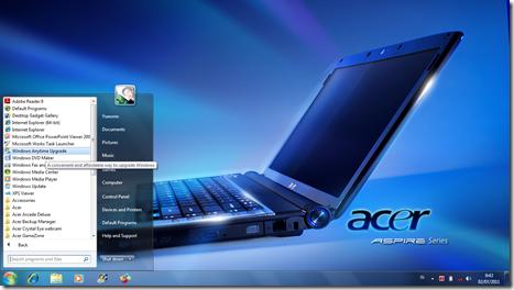 Windows 7 Upgrade