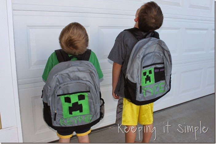 DIY Minecraft BackPack (16)