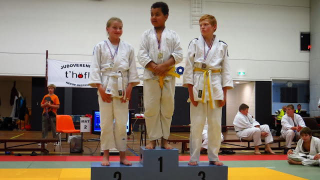 Poule 17, 1e Collin Coombs, 2e Danique Schokker en 3e Daniel Pilage .JPG