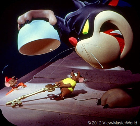 View-Master Walt Disneys Cinderella (B318), Scene 16