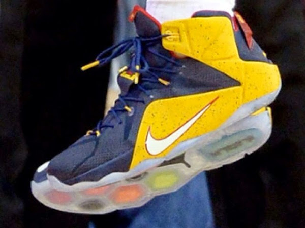 King James Returns to Cleveland in Two New Nike LeBron 12 PEs