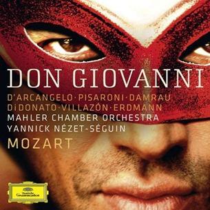 Mozart: DON GIOVANNI (D'Arcangelo, Pisaroni, Damrau, DiDonato, Villazón, Erdmann; Nézet-Séguin - DGG)