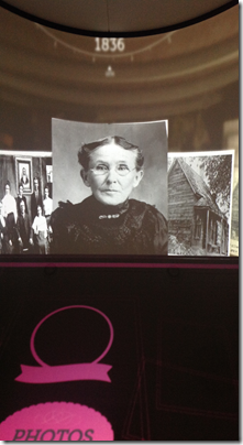 FamilySearch Discovery Center - Time Machine