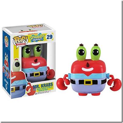 Funko Pop! Mr. Krabs