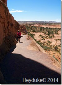 Hikes in Moab UT 050